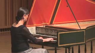 Elaine Comparone plays CPE Bach