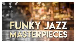 Various Artists New York Jazz Lounge Funky Jazz Masterpieces Music