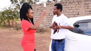 When You 'HIT' and 'RUN' a Nigeria Slay Queen