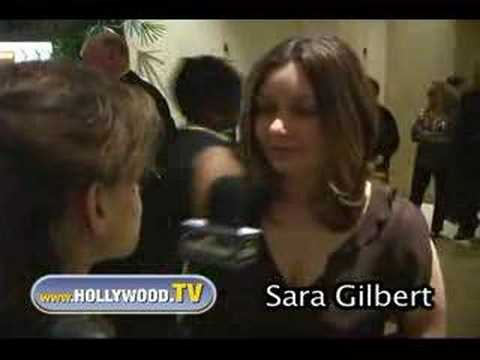 Sara Gilbert - How to make it in Hollywood