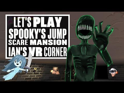 Spooky's Jump Scare Mansion: HD Renovation PSVR Gameplay Will Make You YELP – Hallow-Ian's VR Corner