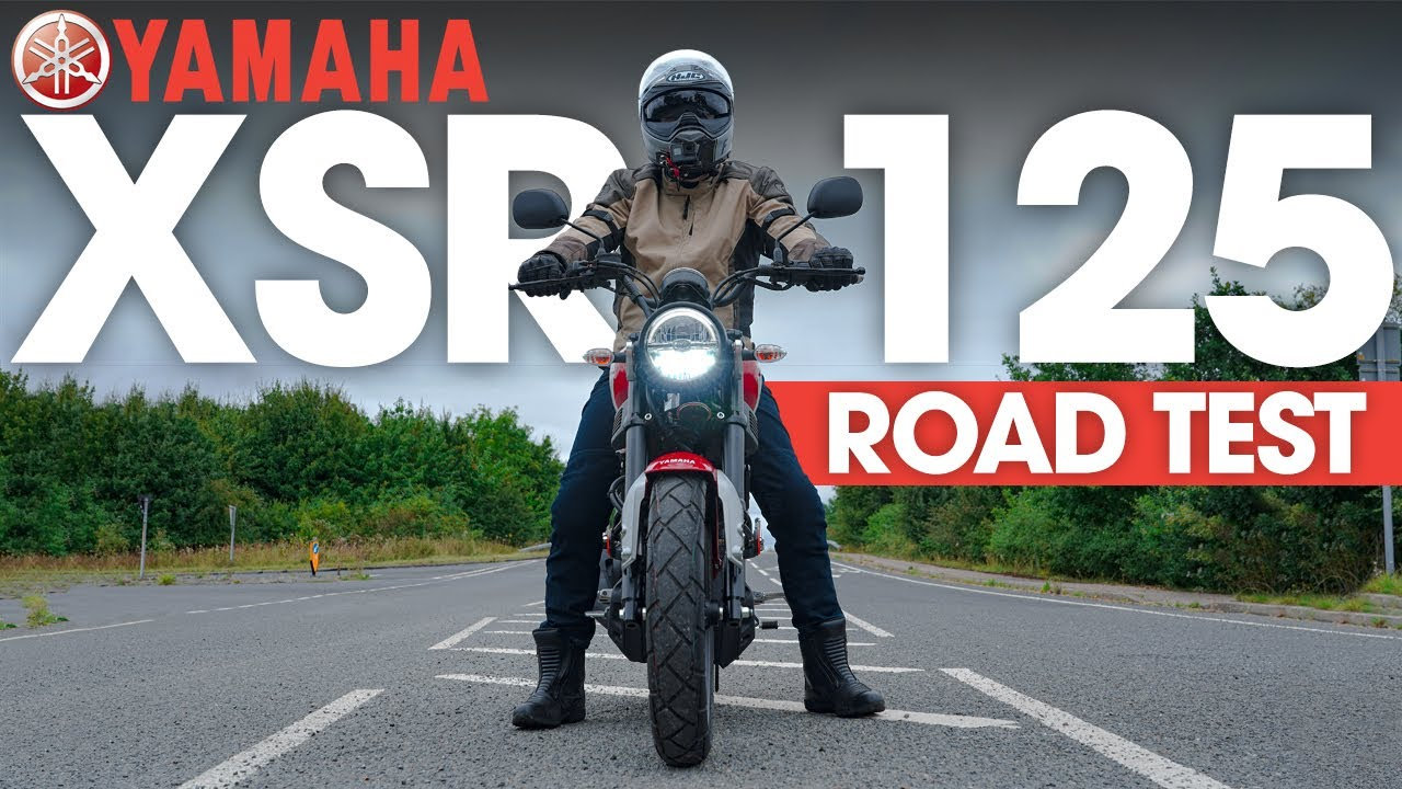 Yamaha XSR125 | Road Test Review! (WOW!)