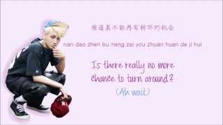 EXO - Growl (咆哮) (Chinese Version) (Color Coded Chinese/PinYin/Eng Lyrics)