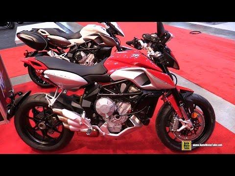 2015 MV Agusta Rivale 800 - Walkaround - 2015 Toronto Motorcycle Show