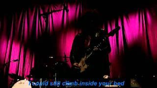 Madrugada   Majesty (live W Lyrics)