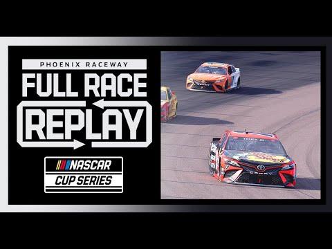NASCAR フェニックス(フェニックスレースウェイ)レースをフルで見ることができる動画