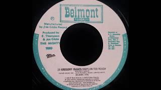 GREGORY ISAACS – Babylon Too Rough [1976]