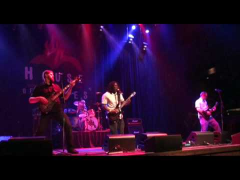Bound by Nothing at the House of Blues - Roll Tide
