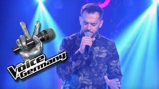 Adel Tawil   Ist Da Jemand | Pishtar Dakaj | The Voice Of Germany 2017 | Blind Audition