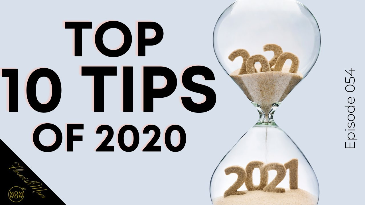 Top 10 Tips of 2020