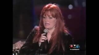 Wynonna Judd  All Access (Partial) Only Love/ Help Me