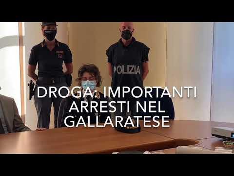 Droga: importanti arresti nel Gallaratese
