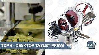 TDP 5 Desktop Tablet Press