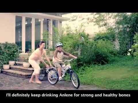 Quảng cáo sữa Anline. Có gì đó không ổn. Rút cuộc là cô ấy lo cho mẹ hay là lo cho mình ?