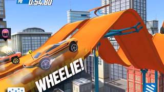 Hot Wheels Race Off Part 69 Supercharged Bullet Proof Gameplay Android / iOS