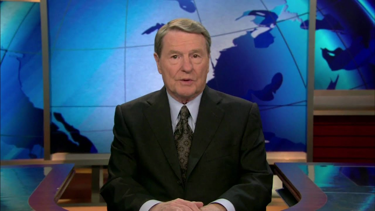 A Welcome From Jim Lehrer to the PBS NewsHour YouTube Channel