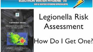 Legionella Risk Assessment What Is It?