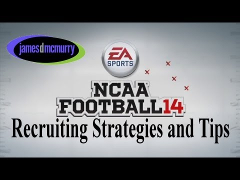#NCAAFOOTBALL14 Recruiting Tips (Coach Skill Trees, Scouting, and Finding Prospects)
