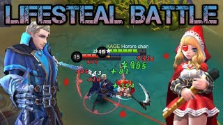 WHO HAS THE HIGHEST LIFESTEAL?