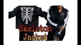 DIY- SKELETON JACKET