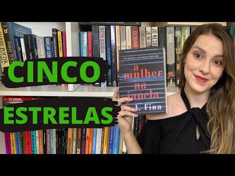 A MULHER NA JANELA - Livro e filme - Sem spoilers - BRUNA ALÉSSIO