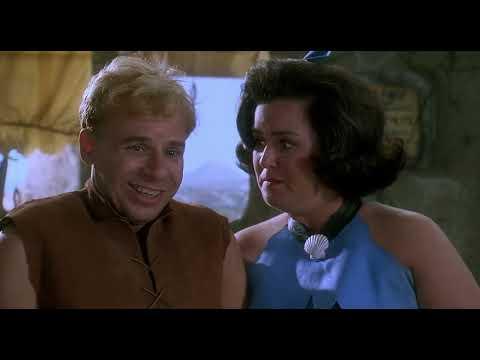 The Flintstones (1994) - Adopting Bamm-Bamm Scene (HD)