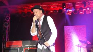 """The Tragically Hip - """"Blow At High Dough"""" Live - SoDo - Seattle, WA (12-07-12)"""