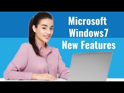 Microsoft Windows 7: New Features & Developments - Video ...