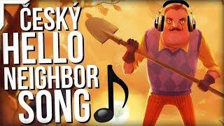ČESKÝ HELLO NEIGHBOR SONG! - Hendys