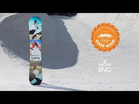 Capita Defenders of Awesome – Good Wood Snowboard Reviews : Best Men's Park Snowboards of 2017-2018