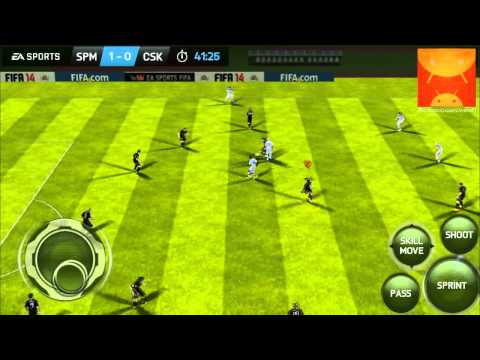 EA SPORTS™ FIFA 15 Companion wideo