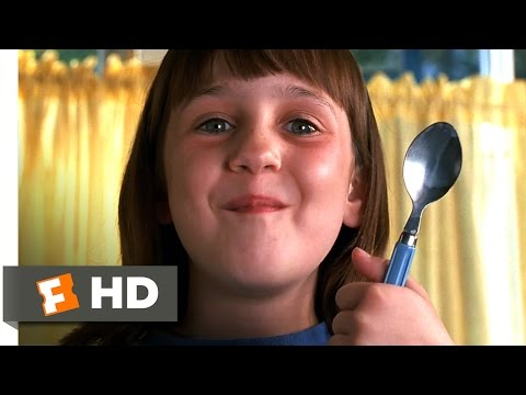 Matilda (1996) - Little Bitty Pretty One Scene (7/10)   Movieclips