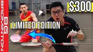 $5 Vs. $50 Vs. $300 Badminton Racket by a Pro, Intermediate and Beginner Player