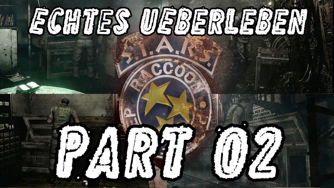 Resident Evil HD Remaster – Part 02 [Echtes Überleben / Jill]