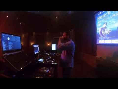 Dj Jhonni Glez.  en disco MANDALA Original Club  Lanzarote, Nov´16