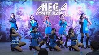 170827 [4K] Star Guardian Cover Gugudan - A Girl Like Me @ Mega Cover Dance Season 2 (Audition)