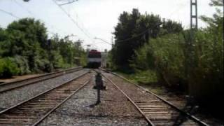 preview picture of video 'Encreuament a Parets del Vallès'