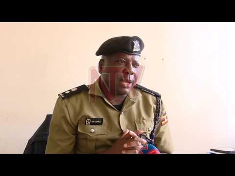 Poliisi erina bana beekutte e Bulaga lwa bubbi