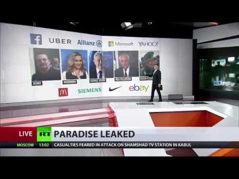 Madonna, George Soros and Bono named in Paradise Papers