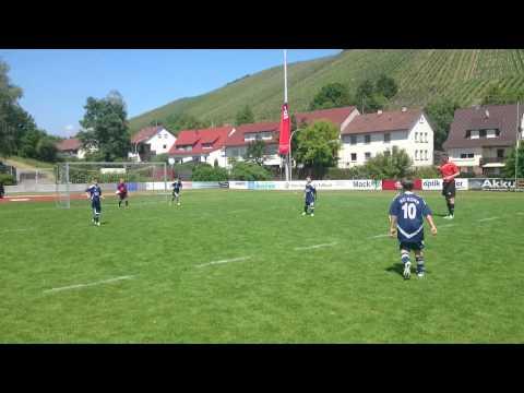 FUSSBALLJUGEND F SC KORB vs GRUEN WEISS SOMMERRAIN
