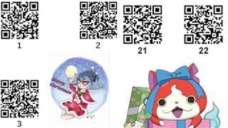 Qr Codes Yo Kai Watch 2 Piece Special Coins 免费在线视频最佳电影