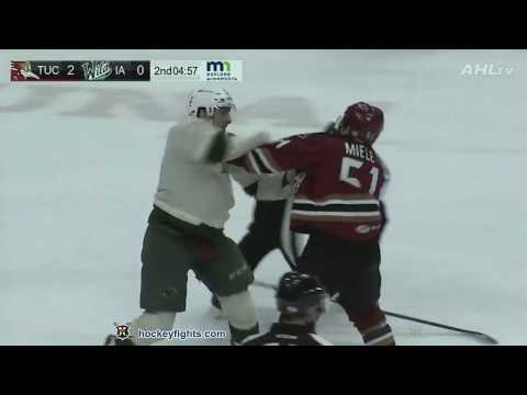 Connor Dewar vs. Andy Miele