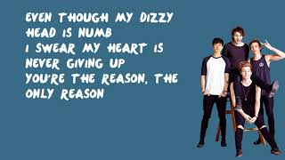The Only Reason - 5 Seconds of Summer (Lyrics)