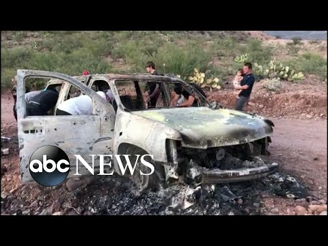Arrest made after deadly ambush that killed US family in Mexico l ABC News