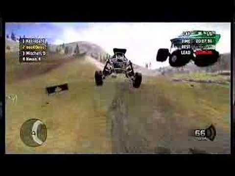 Видео № 0 из игры Mx vs ATV Untamed [PS3]