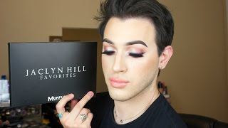 New Jaclyn Hill Morphe Palette - Tutorial & My Opinion | MannyMua