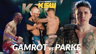Film do artykułu: KSW 53. Gamrot i Parke...
