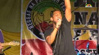MAJKAL X. & K.J. KLAN - Live @ Reggae na Piaskach 2012 / Polska