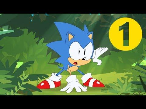 Sonic Mania Adventures: Part 1