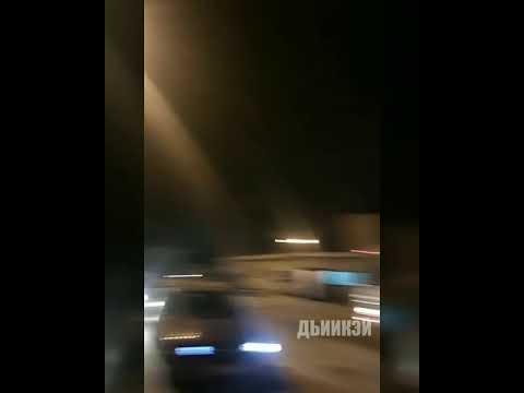В Борисовке-1 горит жилой дом
